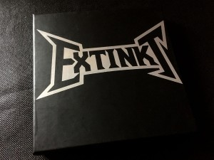 Limitowany Box CD Postnuclear Trip to Nowhere - Extinkt