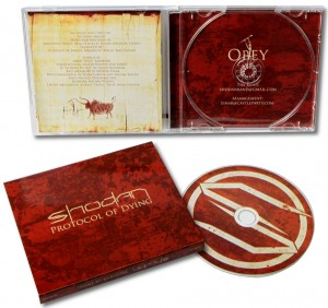 Shodan - Protocol of Dying CD