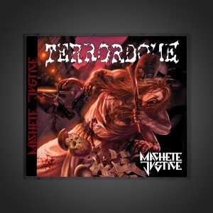 CD album - Machete Justice - Terrordome