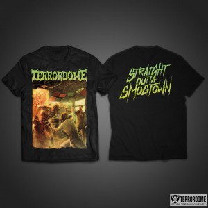 Straight Outta Smogtown - Color  - T-shirt - Terrordome