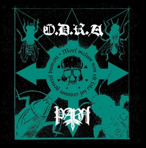 O.D.R.A. / Parh Split CD