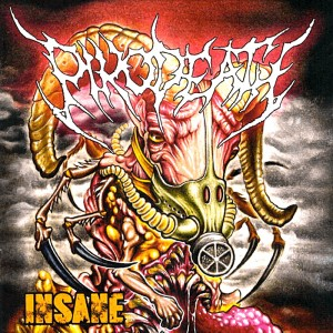 Pikodeath - Insane CD