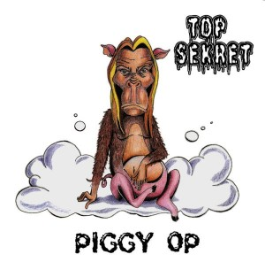 Top Secret - Piggy Op CD