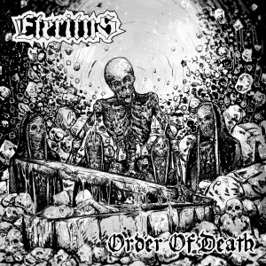 Eteritus - Order of Death CD