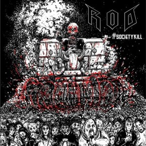 R.O.D. - #Societykill CD