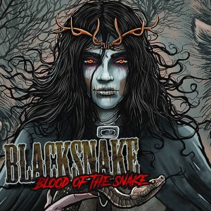 Blacksnake - Blood of the Snake Digi CD