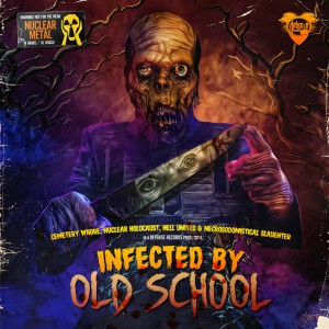 Infected by Oldschool - Split CD