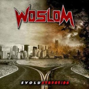 Woslom - Evolustruction CD
