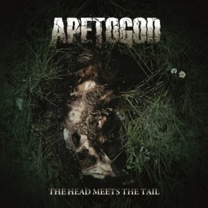 Apetogod - The Head Meets the Tail CD