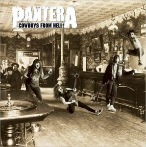 Pantera - Cowboys From Hell CD