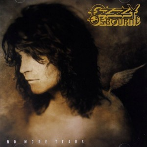 Ozzy Osbourne - No More Tears CD