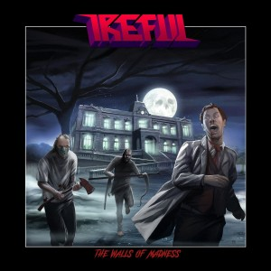 Ireful - The Walls of Madness CD